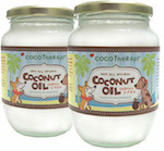 Coconut Oil Twin Pack (16oz jars)