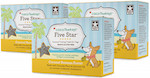 Five Star Organic Coconut Bananas Foster Training Treats Trio