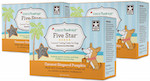 Five Star Organic Coconut Gingered Pumpkin Training Treats Trio